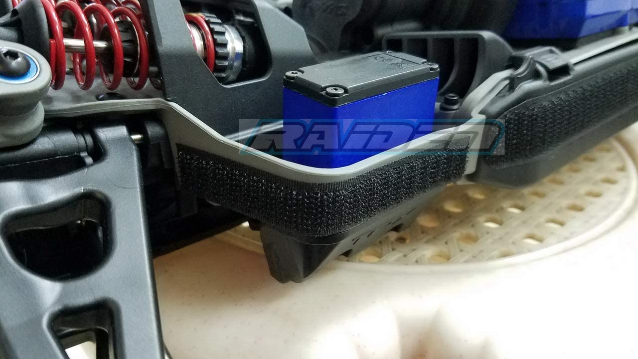 Raiden Chassis Dirt Dust Snow Resist Guard Cover for 1//10 Traxxas E REVO E-REVO Summit EREVO