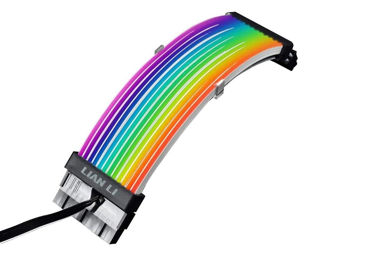 LIAN LI PW24-V2 DIRECCIONABLE RGB STRIMER Plus 24-PIN