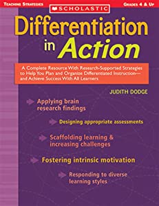 Differentiation in Action Book
