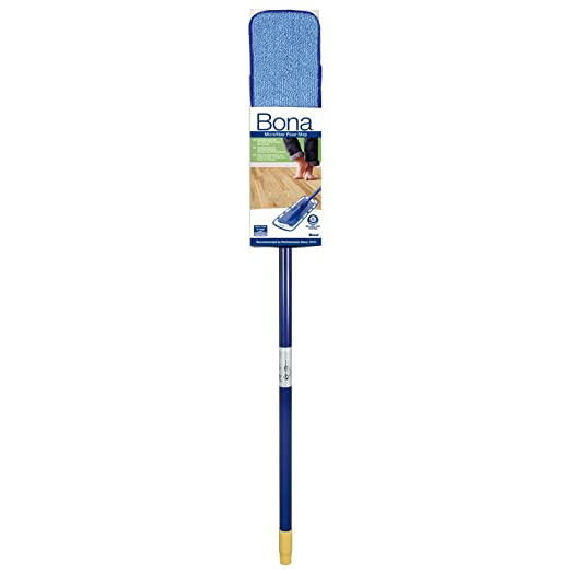 Awesome Bona Microfiber Floor Mop With Blue Cleaning Pad; Product Code; CA101015