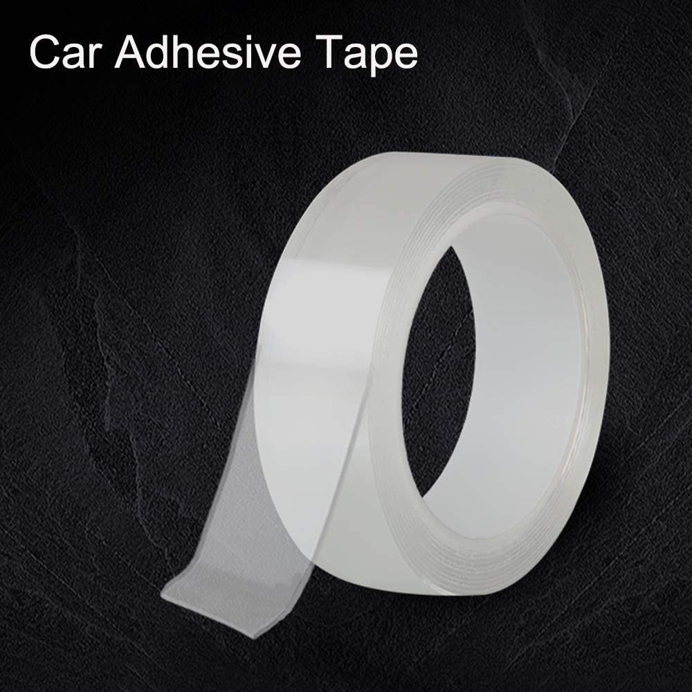 Car Anti-Collision Tape Side Car Edge Guard Door Plate Car Protection Sticker Strip 5cm x3.0m