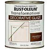 1-qt. Java Brown Cabinet Decorative Glaze (2-Pack)