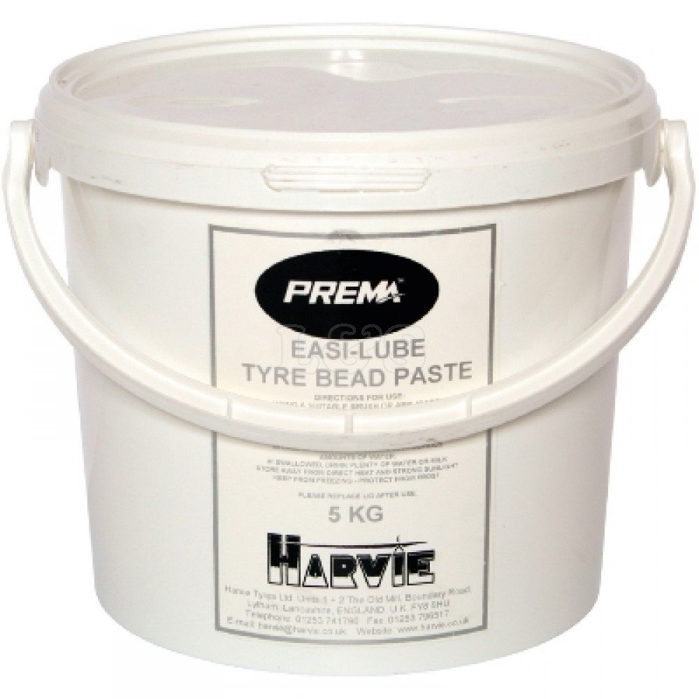Professional Tyre Sealing Paste Tub Size: 5kg L&S Engineers