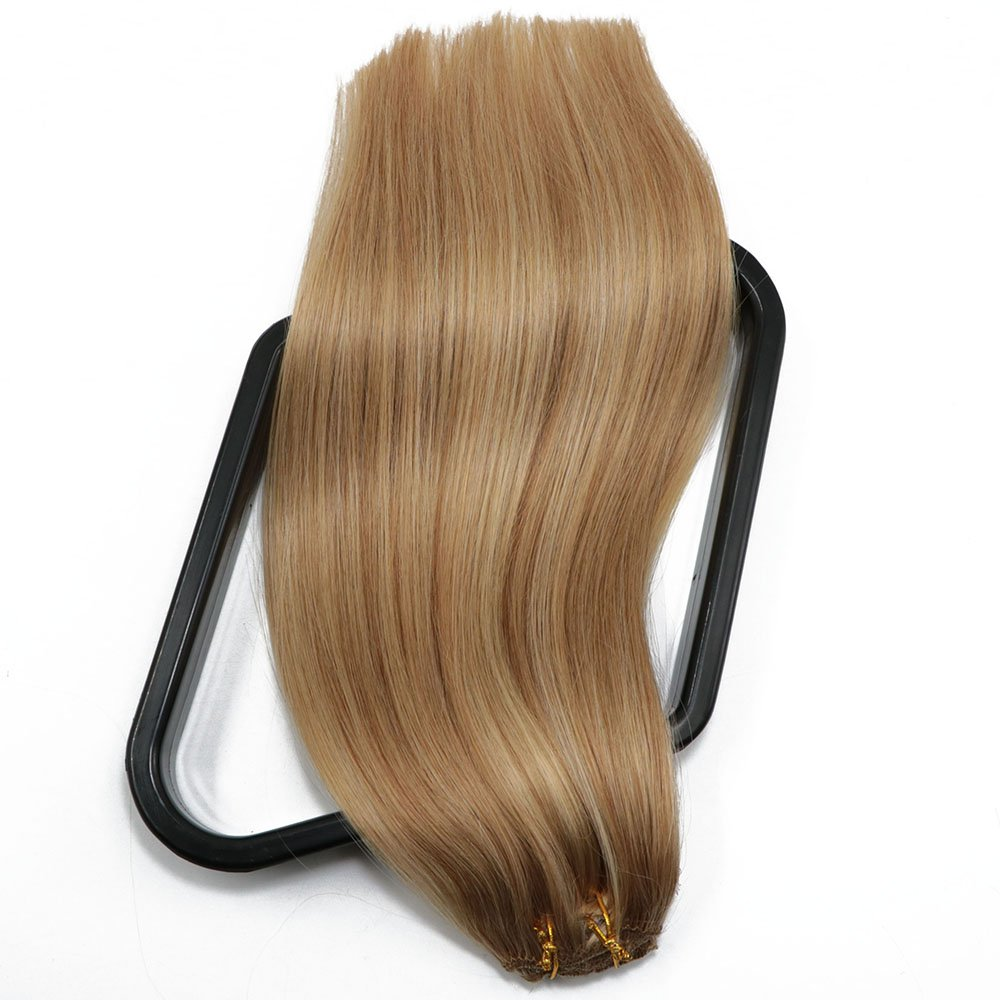 Seashine Clip In Hair Extensions Double Weft 100 Remy Human Hair