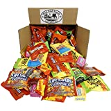 Assortment of Favorite Candy with Skittles, Swedish, Nerds, Sour Patch, Life savers, Starburst, Twizzlers (5 lbs) Bulk of Snacks. Perfect for a Tea Party, Candy Buffet, Easter Gift Baskets Stuffers