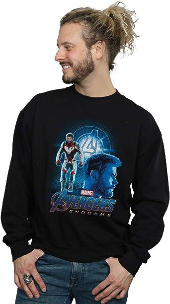Marvel Hombre Avengers Endgame Thor Team Suit Camisa De ...