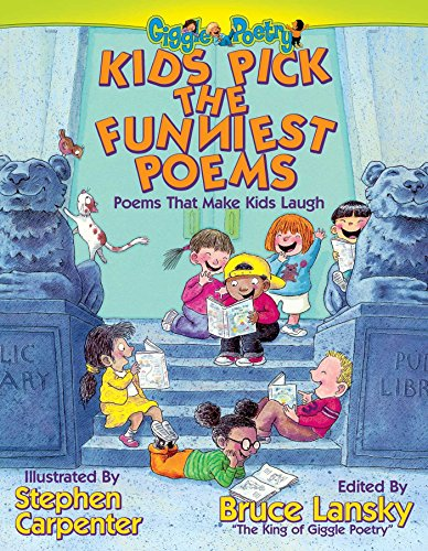 Kids Pick The Funniest Poems (Tapa Dura)