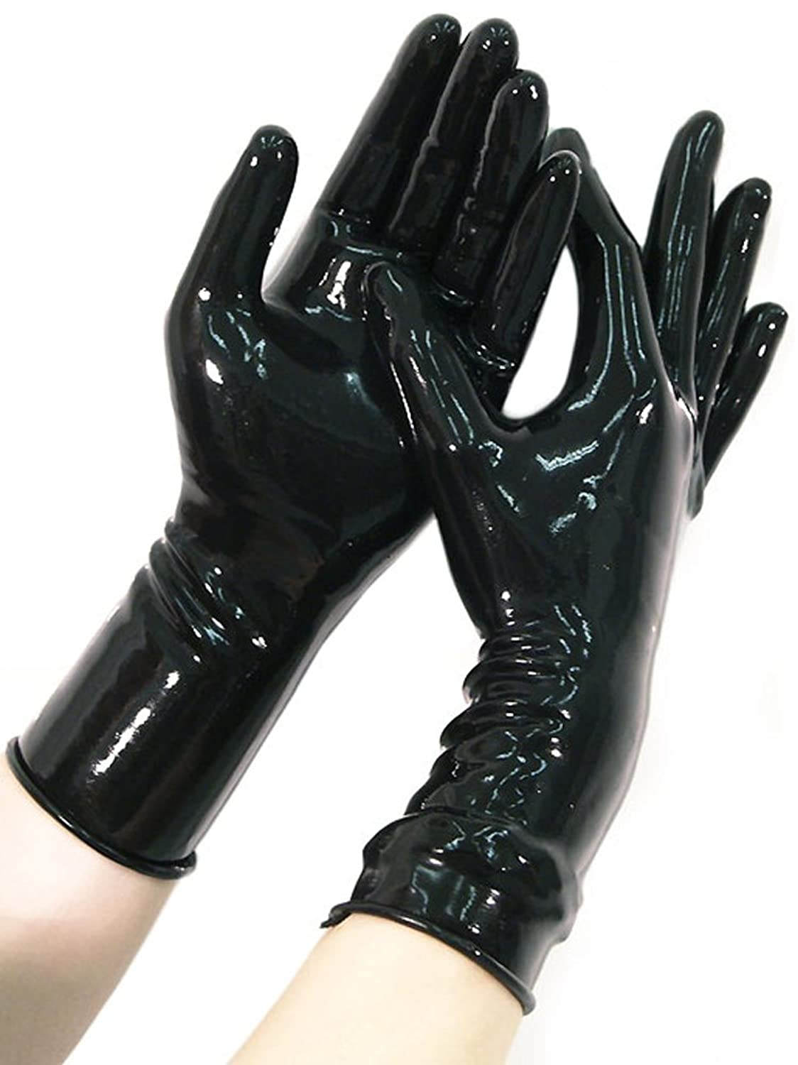 latex black gloves best gloves 2018