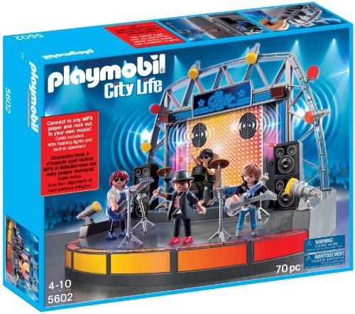 PLAYMOBIL Pop Stars Stage (Pop Star Mini)