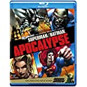 Superman/Batman: Apocalypse on Blu-ray