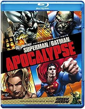 Superman/Batman: Apocalypse on Blu-ray