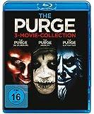 The Purge 1+2+3 - Trilogy (3 Blu-rays)