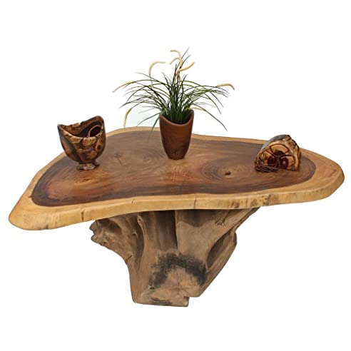 Holztisch rustikal  Eßtisch Gartentisch Tisch Holztisch rustikal Holz massiv ...