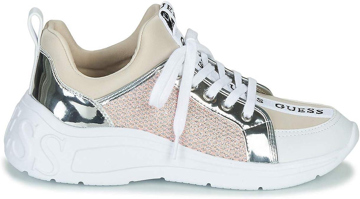 Guess Speerit Sneaker Damen BeigeRose Sneaker Low Shoes