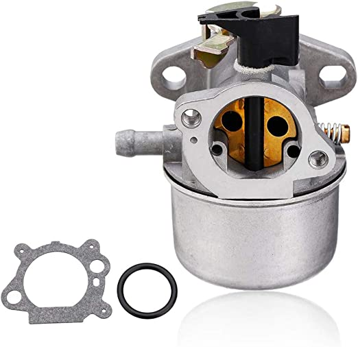 Amazon.com: Accessories power tools - Metal Carburetor With Rubber Ring For Briggs And Stratton Quantum Motor #498965: Home Improvement