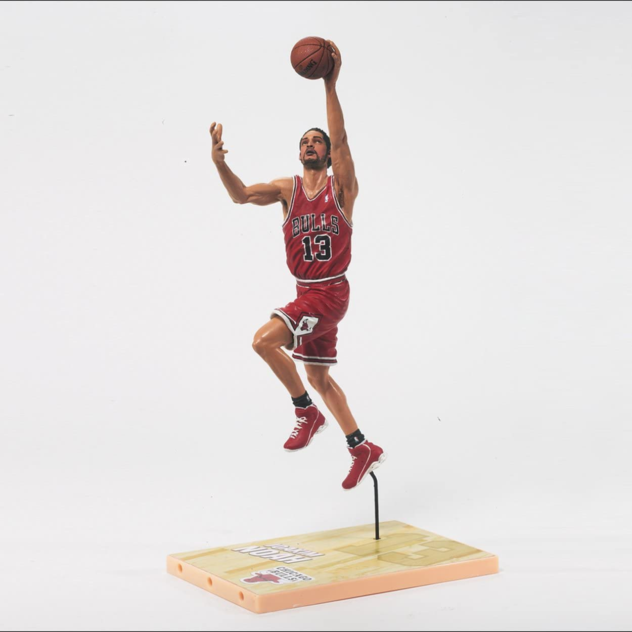 McFarlane Toys NBA Series 23 Joakim Noah Action Figure: Amazon.es: Juguetes y juegos