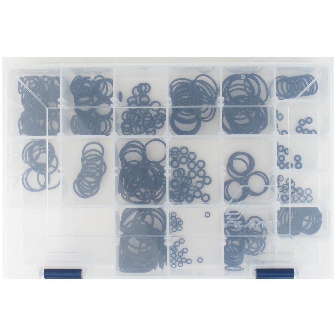RPM Bulk Oring Kit for SmartParts EOS, Epiphany, Ion, IonXE, SP8, SP1, and Vibe, and GoG eNVy, eXTCy, eNMEy, and G1 - 10 x Complete Set of Economy O-Rings In a Reclosable Storage Box by Reliable Performance Modifications