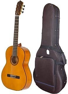 Guitarra Flamenca Alhambra 30 Klavier Flamenca + Estuche: Amazon.es: Instrumentos musicales