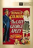 Late George Apley [DVD] [1947] [Region 1] [US Import] [NTSC]