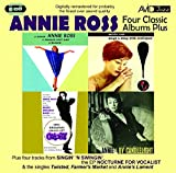 4 Classic Albums Plus - Annie Ross - Candlelight / Gypsy / A Gasser / Sings a Song