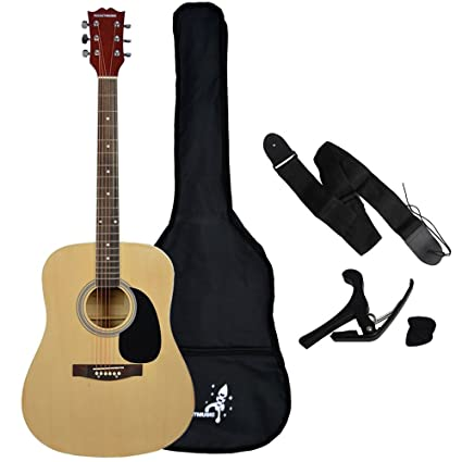 Rocket XF202AN - Guitarra acústica