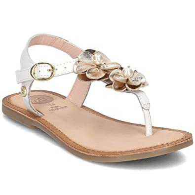 7026e249c04eb Gioseppo Sandales Et Nu-Pieds Fille Blanc  Amazon.fr  Chaussures et Sacs