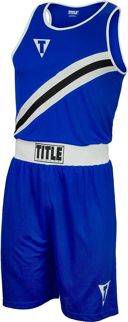 Title Aerovent Elite Amateur Boxing Set 8