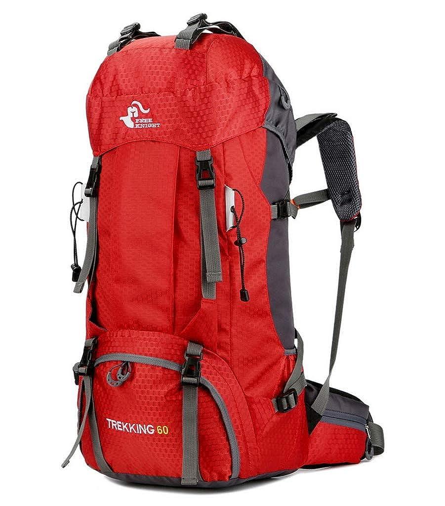 Xiang Ru Outdoor Sport Sac à Dos 60L Grand Capacité pour Voyage Camping Trekking