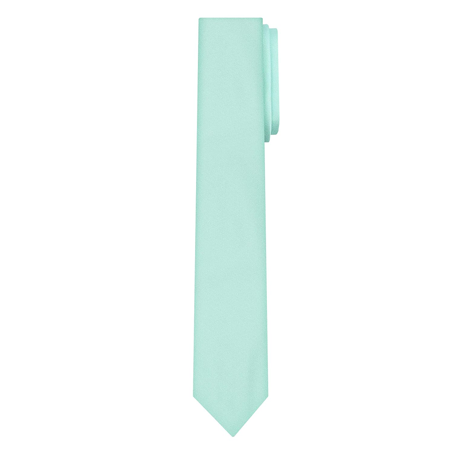 Jacob Alexander Boys Tone on Tone Metallic Neck Tie Champagne