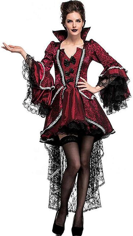 Vestido de vampiro Disfraz de Cosplay Mascarada Cosplay de mujeres ...
