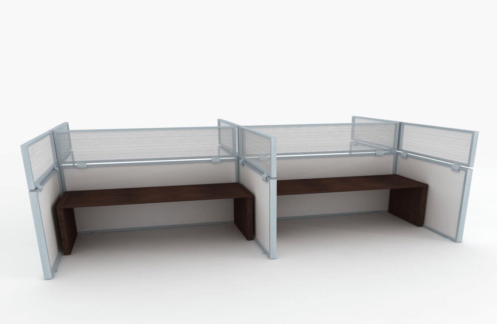 Desk Dividers - Border Cubicle Dividers 12H