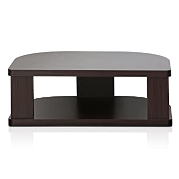 FURINNO Indo Swivel Shelf for TV, 23.5