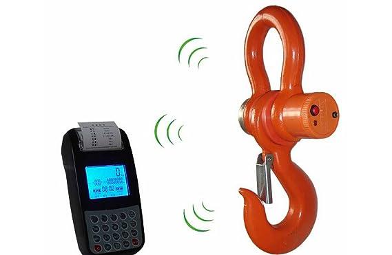 uuni-wt 5T Digital Electronic Hanging Crane Escala + ...