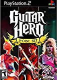 Guitar Hero 3-Disc Set with Guitar Hero I, Guitar Hero II and Guitar Hero 80's Encore - PlayStation 2