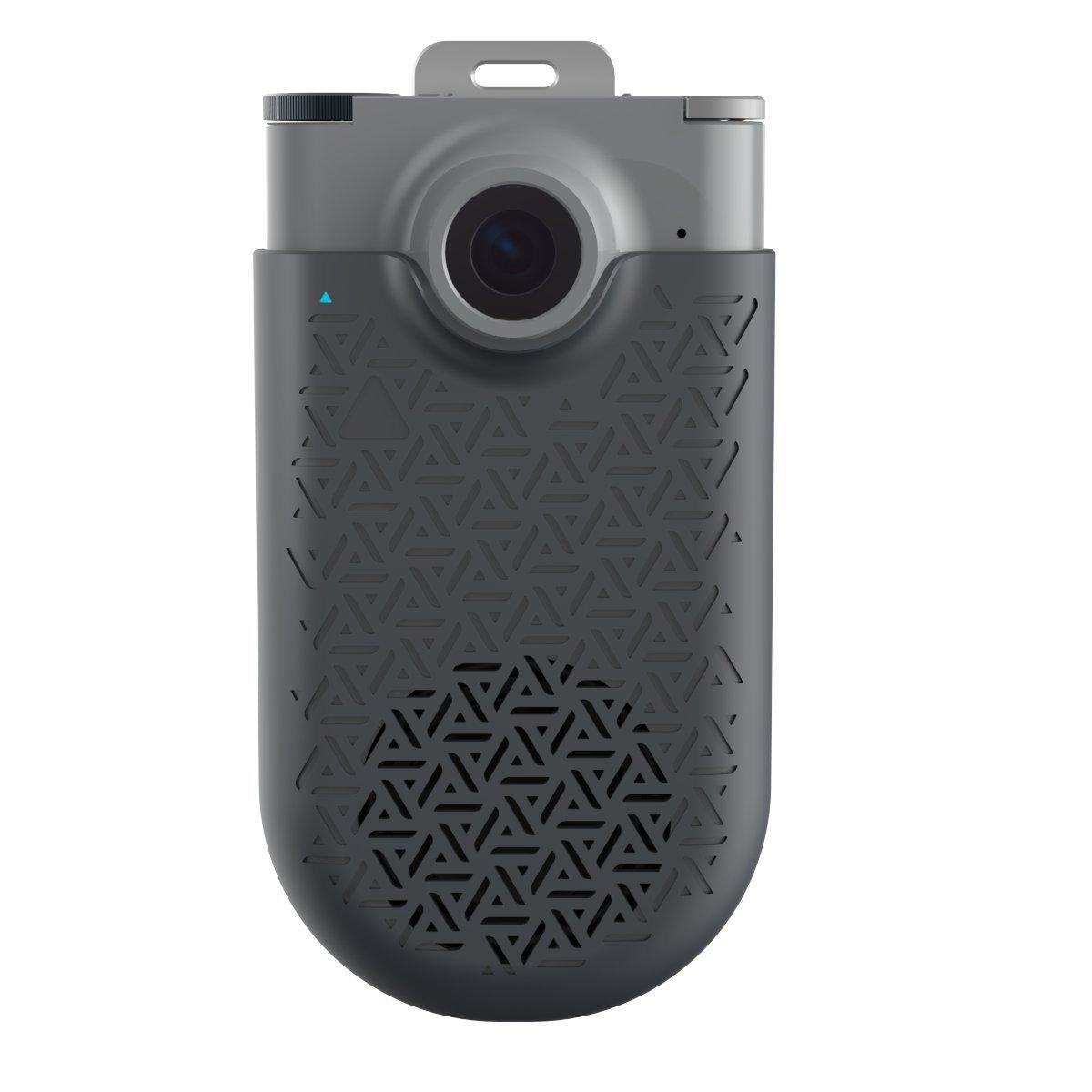 ZAGG Now Cam Social Video, Camera, and Bluetooth Speaker - Gray