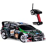 GoolRC WLtoys K989 RC Car, 1/28 Scale 2.4G Remote Control Car, 4WD 30KM/H High Speed RC Race Car Drift Car for Kids
