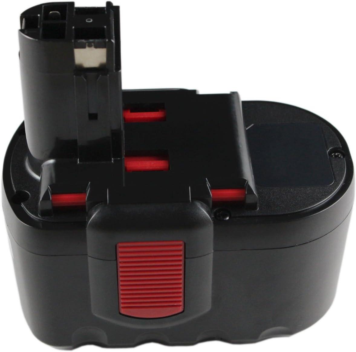Golden Dragon - Batería para taladro Bosch PSB 24VE-2, BTP1005, GMC 24V, GBH24VF (24,00 V, 2000 mAh, Ni-Cd)