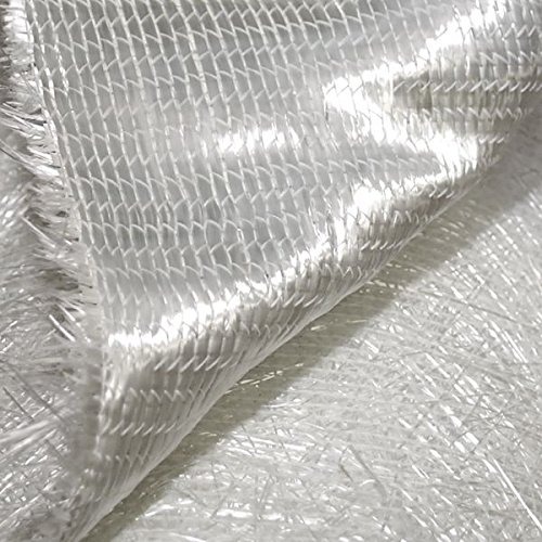 Fiberglass 1708 Biaxial 50'' Wide x 10 Yard Long by Polymer Planet