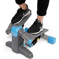 FLEXISPOT Step Machine Exercise Stepper in-Motion Elliptical Trainer Under Desk Stepper Home Gym Workout