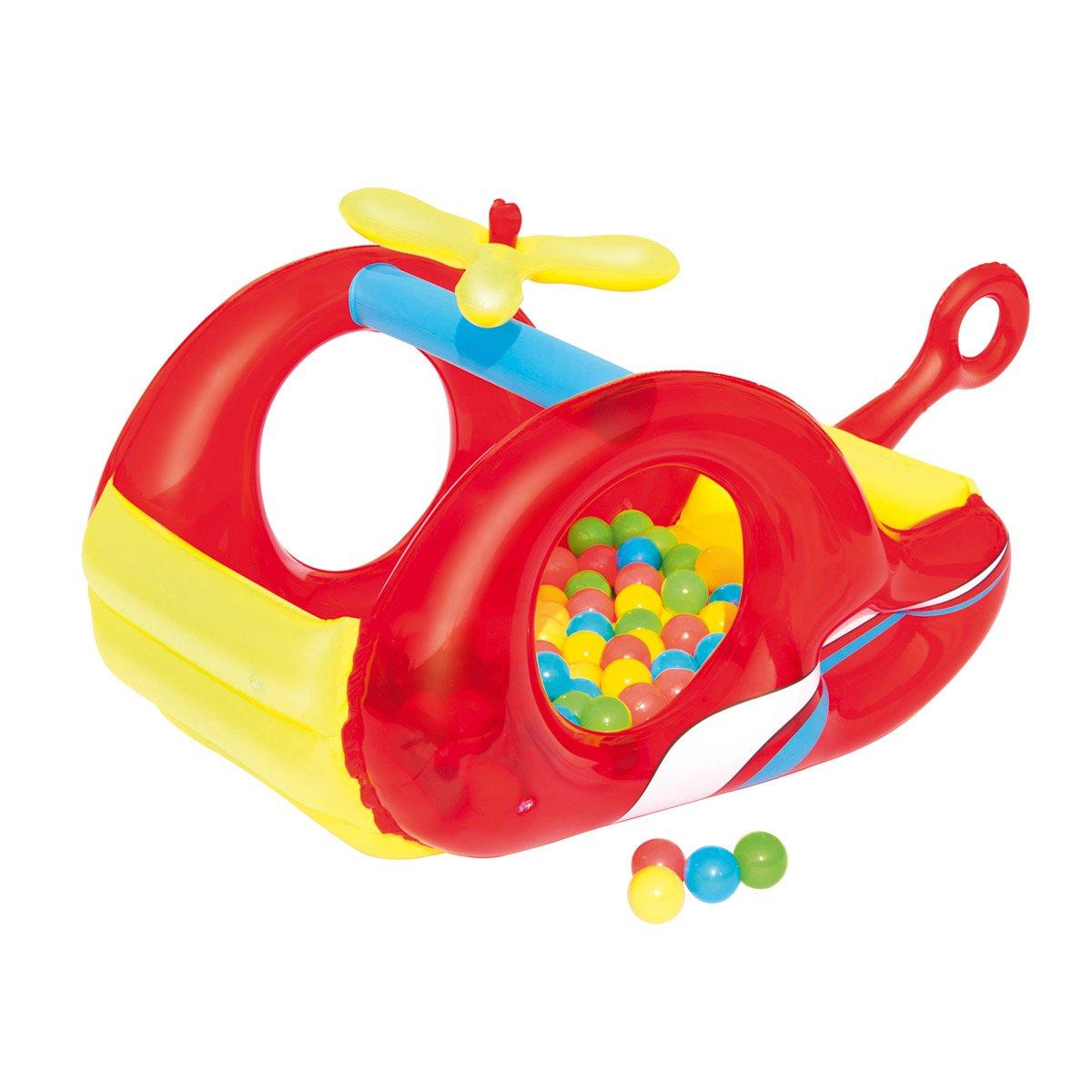 Bestway Juego de helicóptero hinchable (52183): Amazon.es: Juguetes y juegos