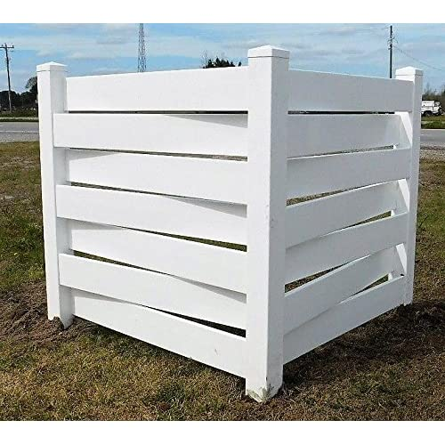 Plastic Fence Panels Amazon Com