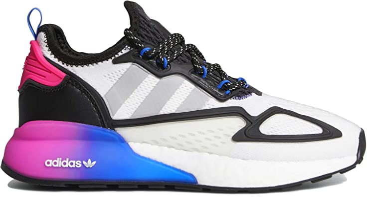 adidas Originals Zx 2k Boost Boys Grade School Big Kids Casual Running Shoe Fy1942