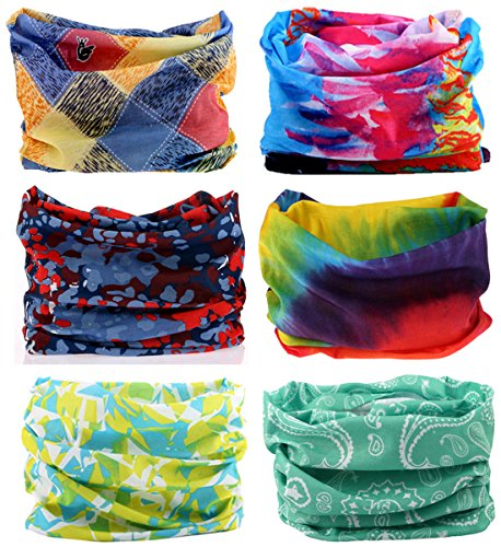 Kingree Seamless Bandanas Headband Resistance