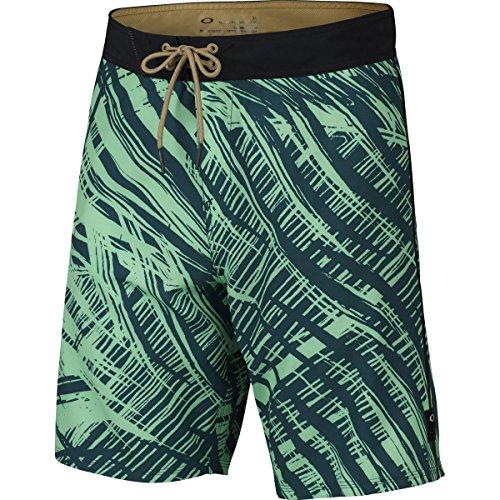 Oakley Men's Samoa 19 Boardshort, Forest Green, - Oakley Sports Watch