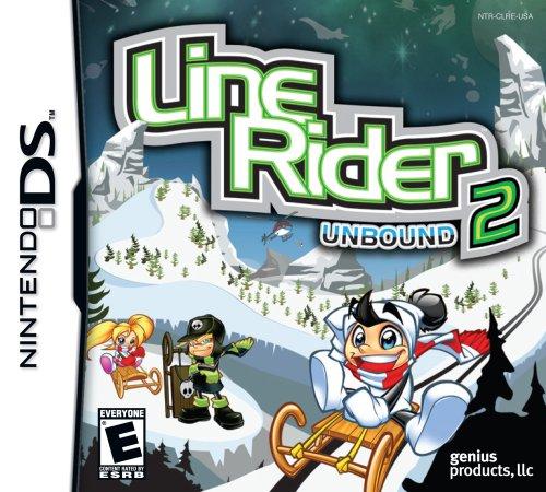 Line Rider 2: Unbound - Nintendo DS (Rider 2 Line)