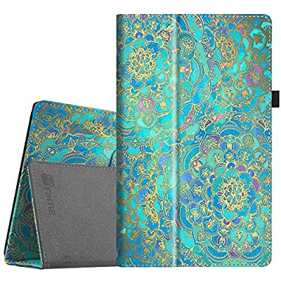 Fintie Folio Case for All-New Amazon Fire HD 10 Tablet (7th Generation, 2017 Release) from Fintie