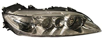 614epOai7SL._SX355_ amazon com mazda 6 2003 2005 headlight right (passenger side GM Headlight Wiring Harness at mifinder.co