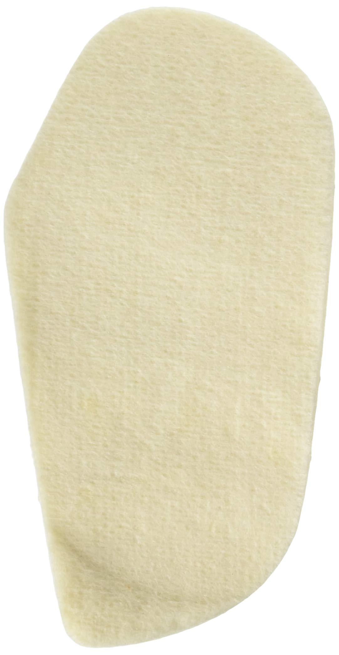 Steins 1/4 Inch No.17 Adhesive Felt Pinch Pads Left, 100 Count
