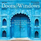 Doors & Windows 2018 Wall Calendar