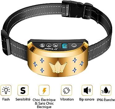 collier pour chien decharge electrique